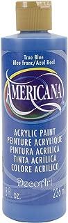 DecoArt DA036-9 Americana Acrylics, 8-Ounce, True Blue