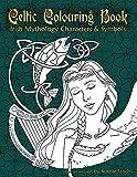 Celtic Colouring Book of Irish Mythology Characters & Symbols