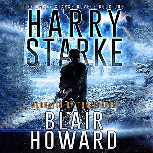 Harry Starke Audiobook By Blair Howard cover art