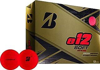 Bridgestone Golf e12 Soft Balls Matte One Dozen