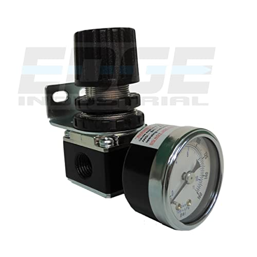 MINI PRESSURE REGULATOR FOR COMPRESSED AIR SYSTEMS, 1/4