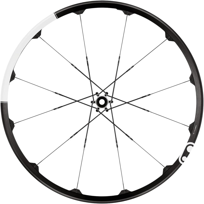 Crank Bredhers Cobalt 3 Bike Wheel, Black White, 27.5