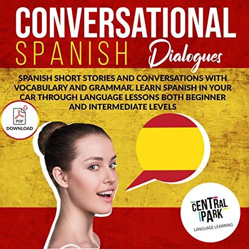 Conversational Spanish Dialogues cover art