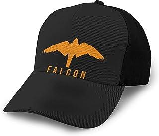 Air Force Novedad idea de regalo para los amantes de los pilotos y los halcons, gorra de béisbol, color negro