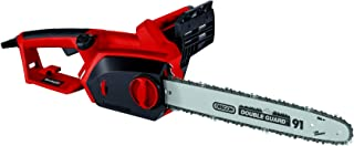 comprar comparacion Einhell GH-EC 1835 -Motosierra eléctrica (1800W, longitud de corte: 325 mm, velocidad de corte: 13.5m/s, 7800rpm, espada y...