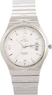 Olivera Dress Watch for Men, Analog, Stainless Steel Band, OG2457
