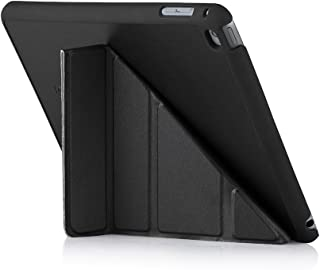 Pipetto Case for iPad Mini 4, Origami Smart Case with 5 in 1 Folding Positions & Auto Sleep/Wake Function, Compatible with...