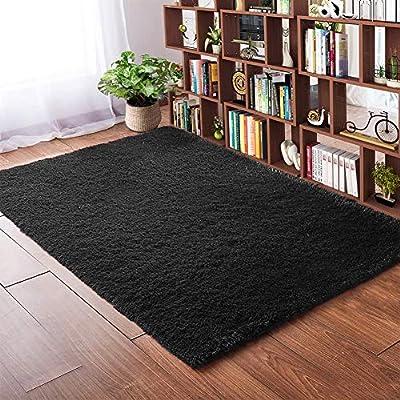 Softlife Soft Fluffy Area Rugs for Bedroom Comfy Modern Indoor Fur Carpet for Kids Boys Girls Living Room Nursery Decorative Luxury Floor Rug
