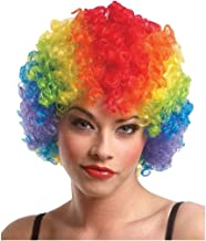 Kids Dukaan Holi Party Hair Wig malinga Style Colourful for Fun and Hair Protection.