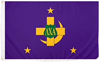 Desert Cactus Lambda Chi Alpha Chapter Fraternity Flag 3 x 5 Polyester Use as a Banner Sign Decor