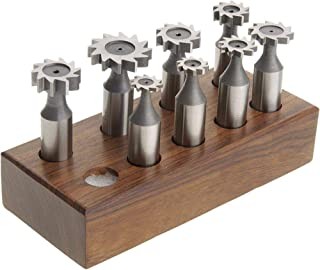Grizzly Industrial H5864-8 pc. Woodruff Key Cutter Set