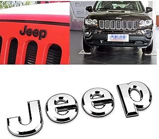 Best jeep 3d logo Reviews
