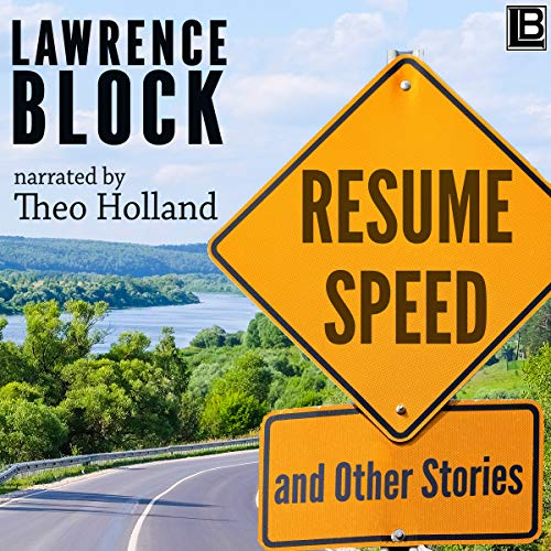 Resume Speed and Other Stories audiobook cover art