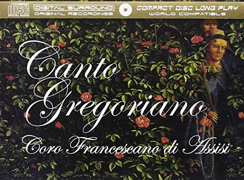 Box-Canto Gregoriano - Coro Francescano Di Assisi