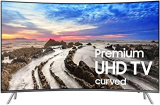 Samsung 65 inch Series 8 4K Ultra HD Curved Smart TV - MU8500