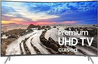Samsung UN55MU8500FXZA 55-Inch Curved 4K Ultra HD Smart LED TV (2017 Model)