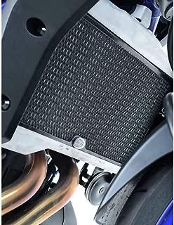 R&G Radiator Guard For Yamaha FZ-07 '14-'17, MT-07 '18 & XSR700 '18 - Black
