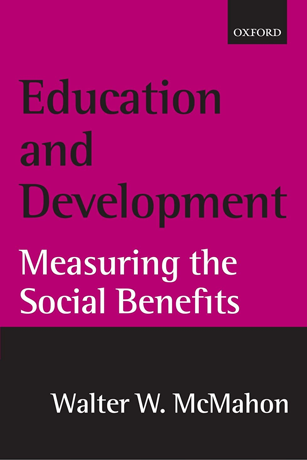 潜水艦略奪息苦しいEducation and Development: Measuring the Social Benefits