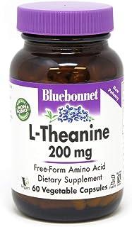 BLUEBONNET NUTRITION L-THEANINE 200 mg