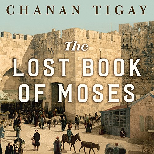 The Lost Book of Moses cover art