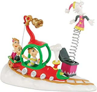 Department 56 Grinch Village Who's with their Toys Accessory Figurine