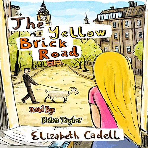 The Yellow Brick Road audiobook cover art