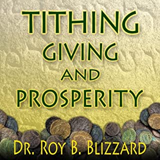 Tithing Giving and Prosperity audiobook cover art