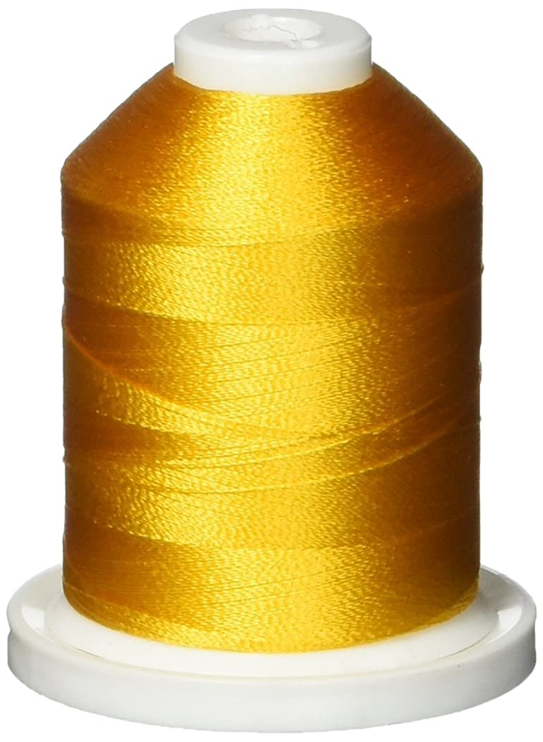Robison-Anton Rayon Super Strength Thread, 1100-Yard, Buttercup