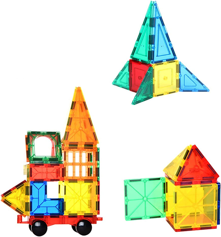 la mejor selección de UN UN UN Juguetes para Niños Bloques De Construcción Tabletas Magnéticas Rompecabezas De Educación Preescolar Montaje De Color Transparente  mejor reputación