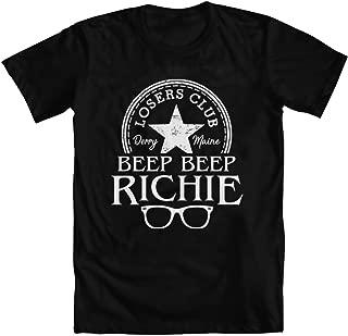 GEEK TEEZ Beep Beep Richie Losers Club Men's T-Shirt