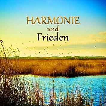 Harmonie und Frieden - Zen Entspannungsmusik & Regeneration, Beruhigende Musik für Massage, Naturgeräusche, Yoga Musik Tiefenentspannung & Meditieren