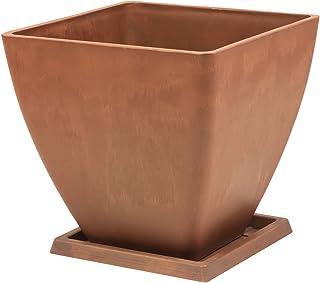 Amazon.fr : pot en terre cuite - Décoration d\'extérieur : Jardin
