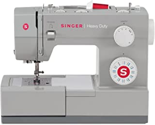 SINGER | Heavy Duty 4423 Sewing Machine with 23 Built-In Stitches -12 Decorative..