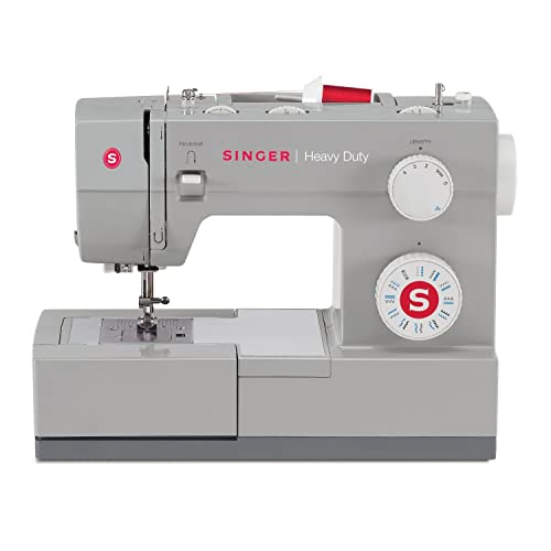 717230a9f49542 SINGER | Heavy Duty 4423 Sewing Machine with 23 Built-In Stitches -12  Decorative