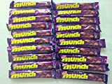 20 x Nestle Munch 10.1 grams gms chocolate Chocolates - made in India (pack of 20 nestle munch