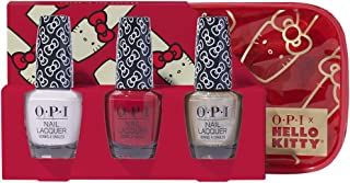 OPI Hello Kitty Nail Polish Collection, Nail Lacquer Trio Gift Set