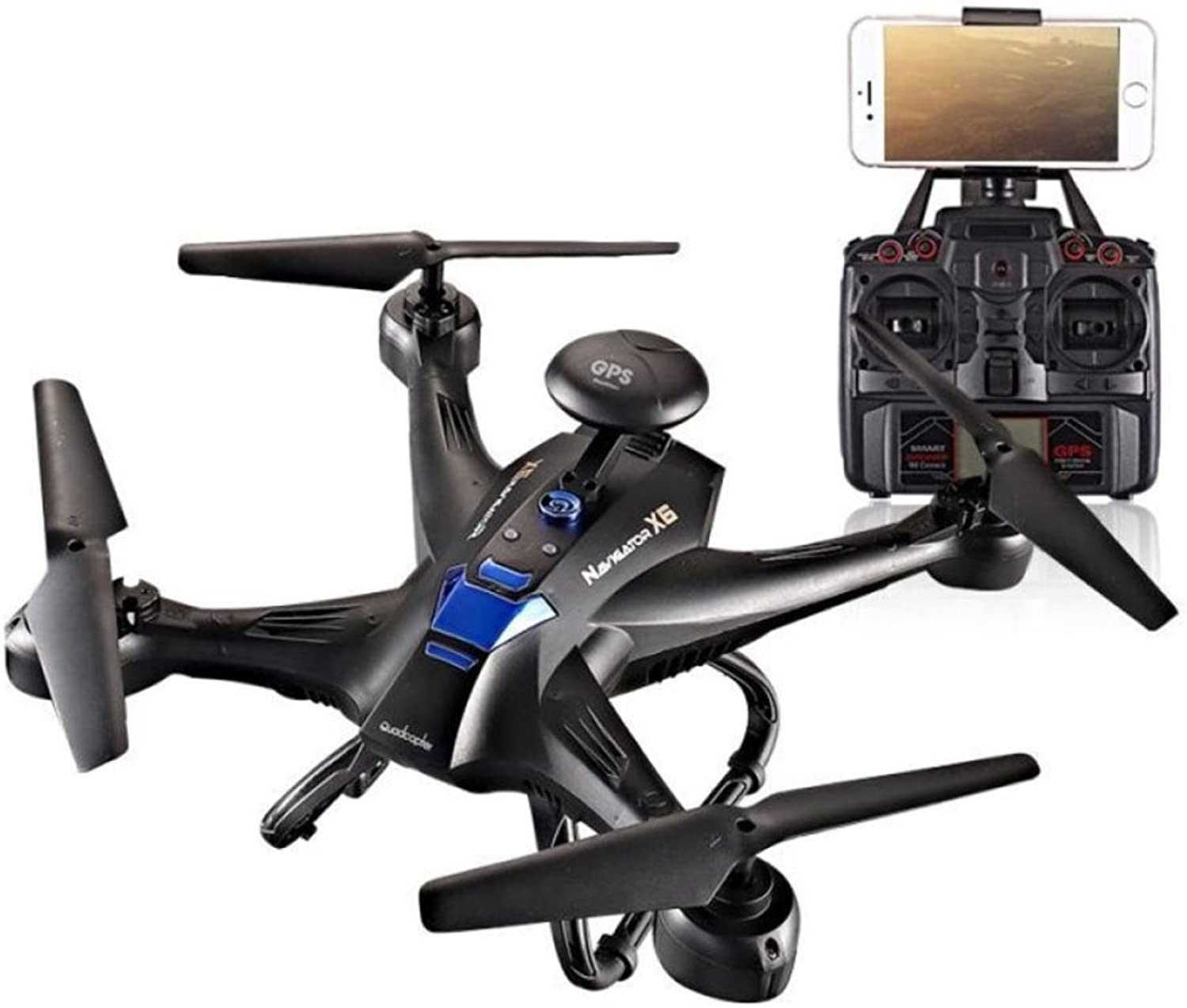 KYOKIM Remote And Mobile Phone APP Control Drone Synchronous Transmission Aerial Photography,323212cm Flight Time 15 Minutes And Remote Control Distance 350 Meters