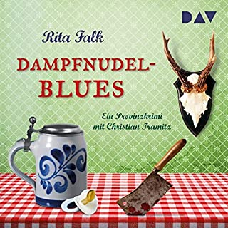 Dampfnudelblues audiobook cover art