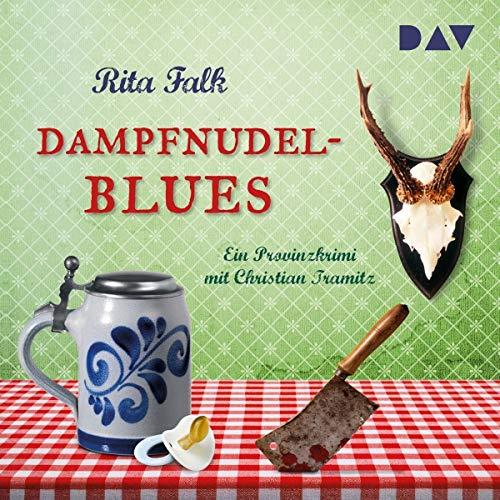 Dampfnudelblues audiobook cover art