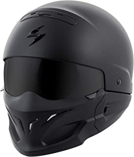 Scorpion Covert Helmet - Solid Matte Black - M
