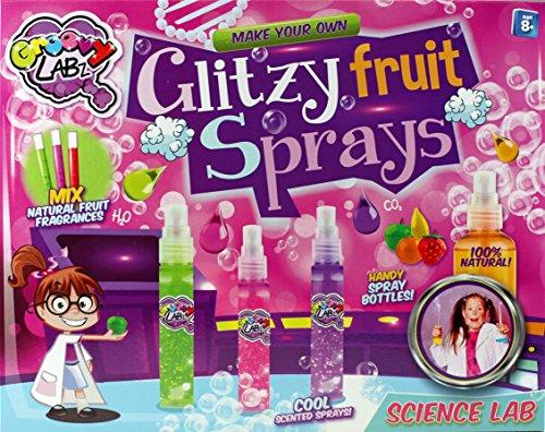 Grafix - Groovy Labz - Basteln Dein Eigenes Fruchtspray
