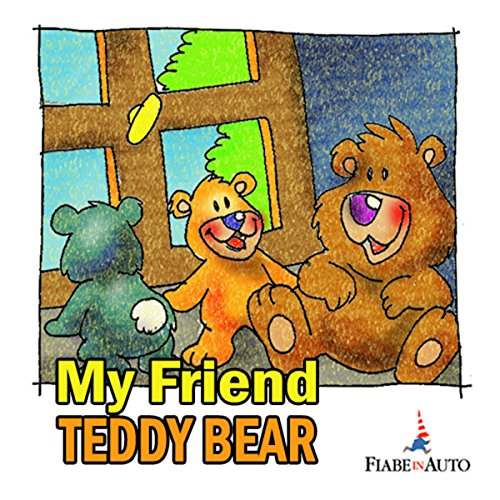 My Friend Teddy Bear audiobook cover art
