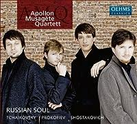 Russian Soul by Apollon Musagete Quartet (2013-05-03)