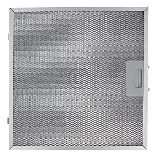 DL-pro Filtro de grasa metálico para campana extractora Bosch, Siemens, Constructa Neff 00362381 y 362381