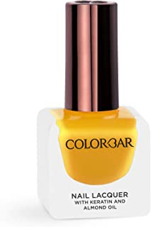 Colorbar Nail Lacquer, Bumble Bee, 12 ml