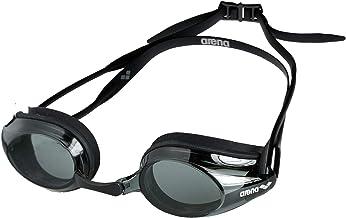 arena Unisex training wedstrijd professionele zwembril tracks (UV-bescherming, anti-condenslaag, harde glazen)