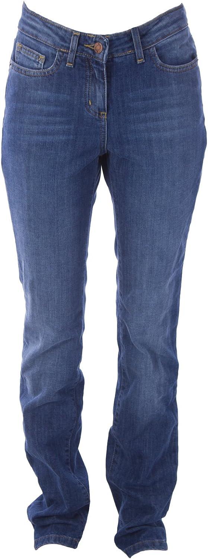 BODEN Women's Whisker Washed Jeans US Sz 4L Medium Indigo