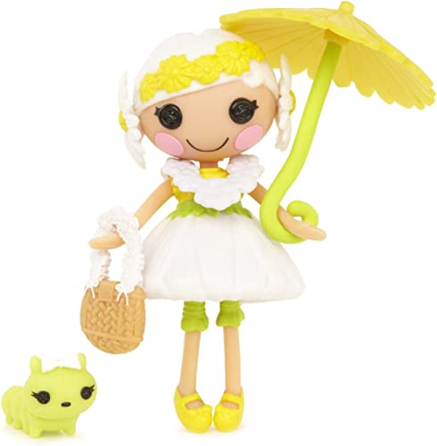 MINI LALALOOPSY HAPPY DAISY CROWN FLOWER GARDEN 7.5 CM MINI DOLL