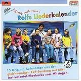 Rolfs Liederkalender - Sing mit uns - olf Zuckowski