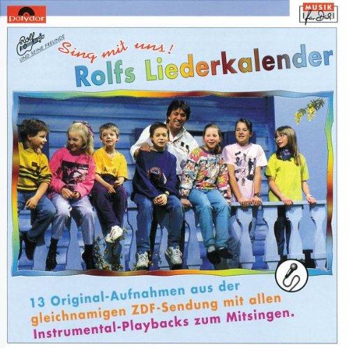 Rolfs Liederkalender - Sing mit uns